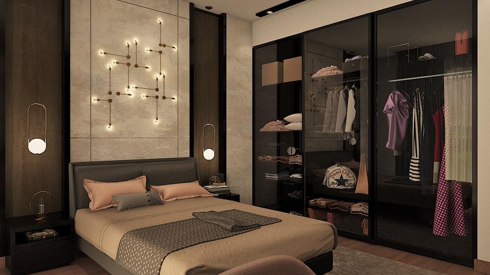 x Girl Bedroom