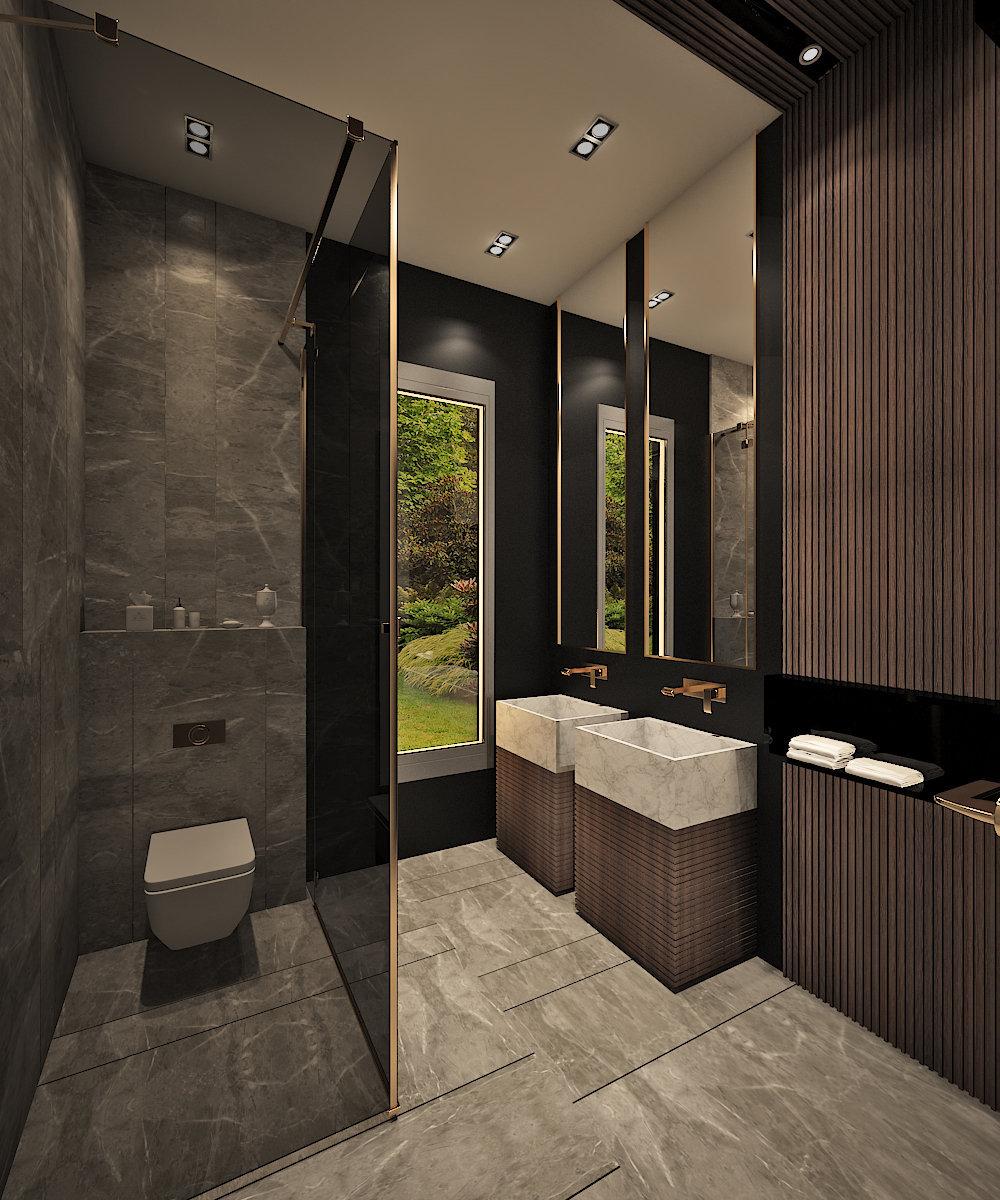 x basement bath 1