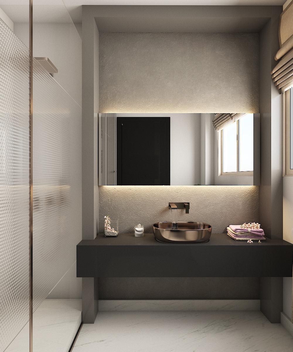 x master bathroom
